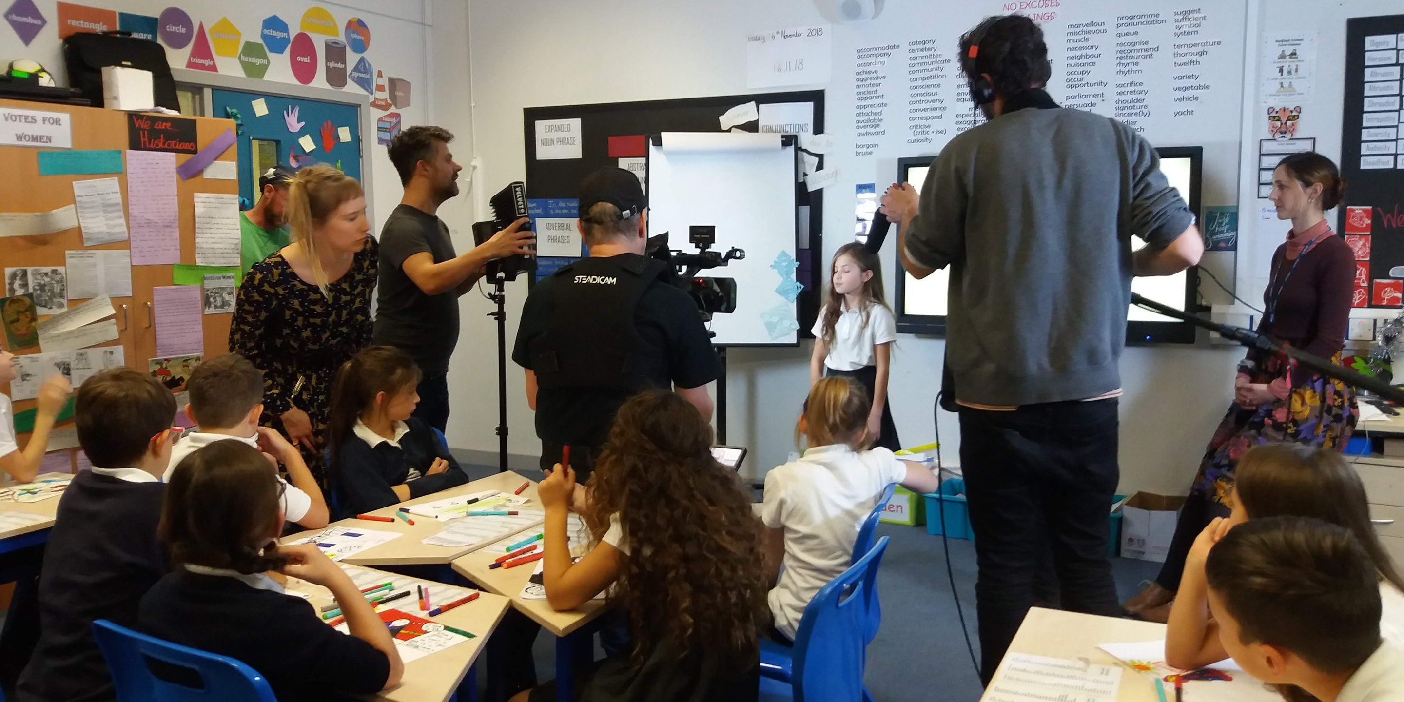 Film made for BHT wins bronze at Charity Film Awards