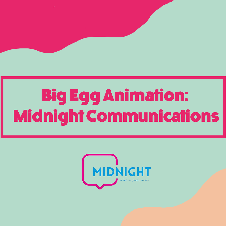 Big Egg Films - Video Production, Brighton. - Big Egg Animation: Midnight Communications