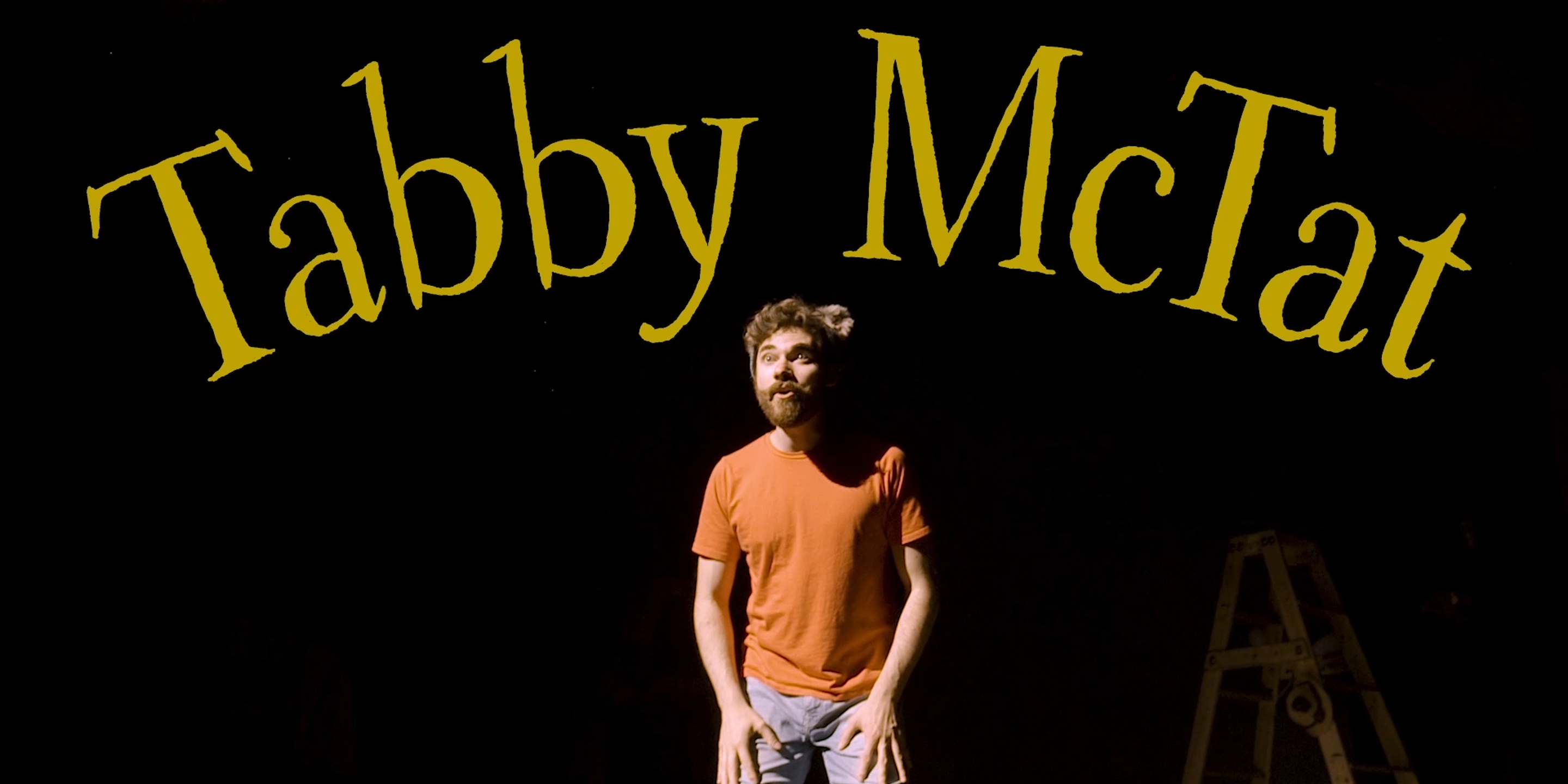 The making of the Tabby McTat trailer...
