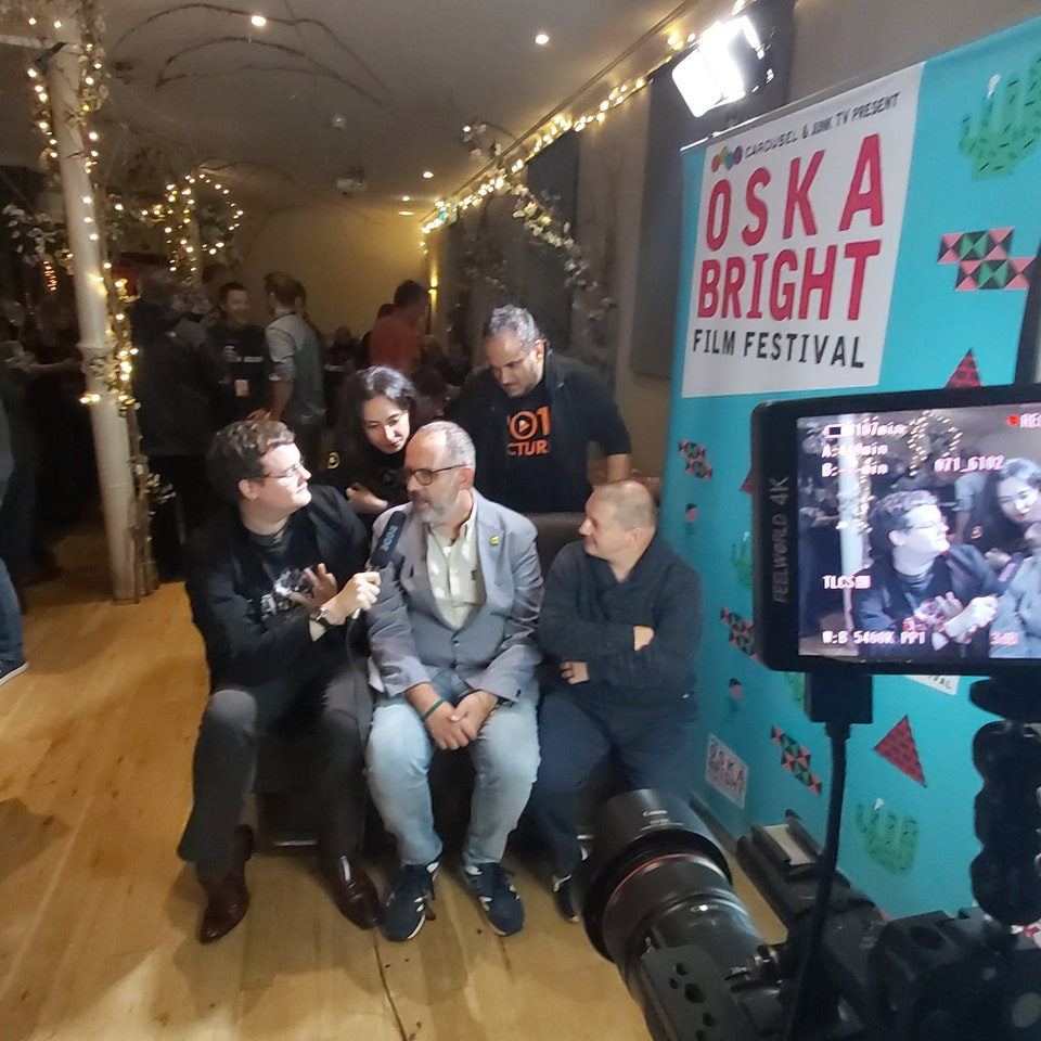 Big Egg Films - Video Production, Brighton + London. - Oska Bright Film Festival