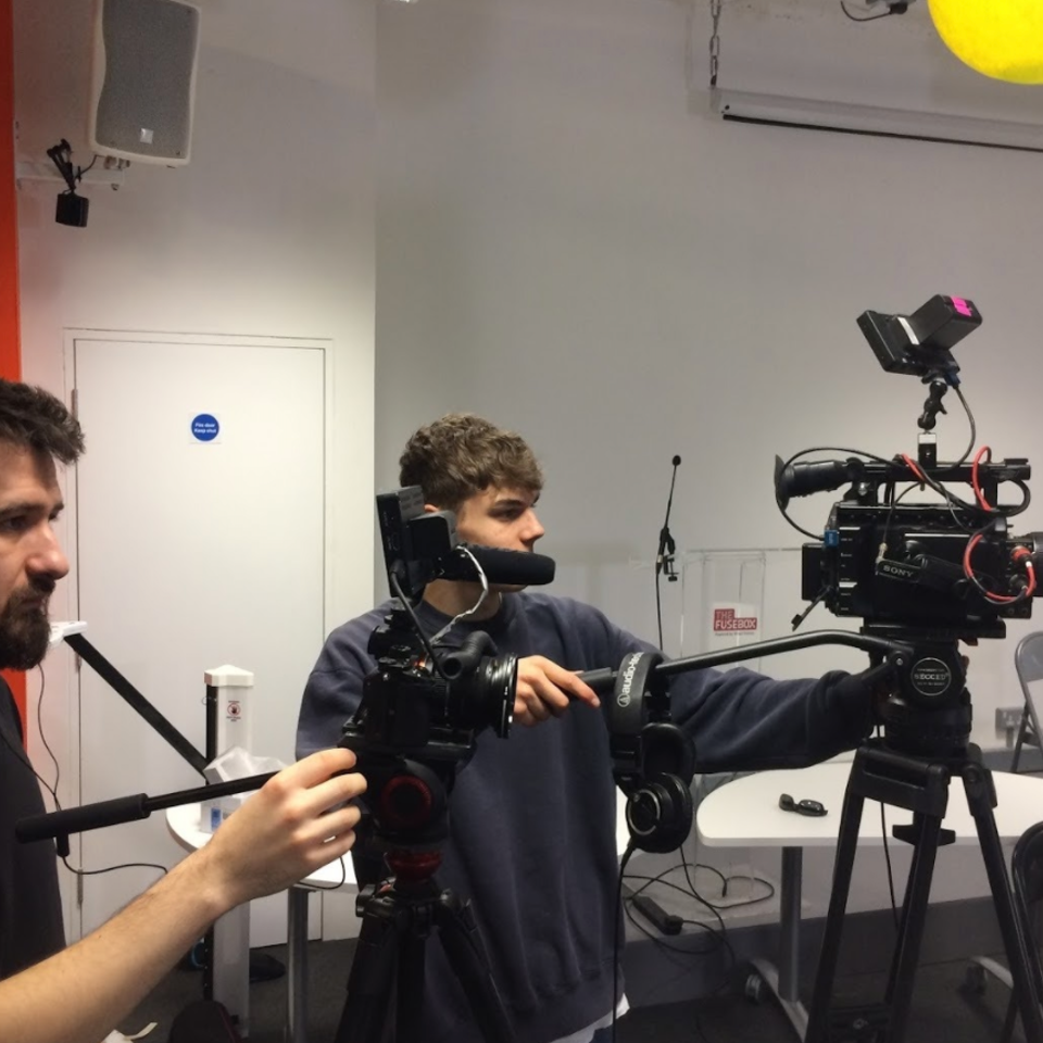 Big Egg Films - Video Production, Brighton. - Body Rocket - Hitting Our Funding Target In Just Over 4 Hours