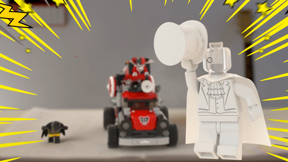 LEGO® Batman Commercial-Homework