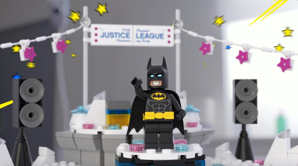 Holy Batman!