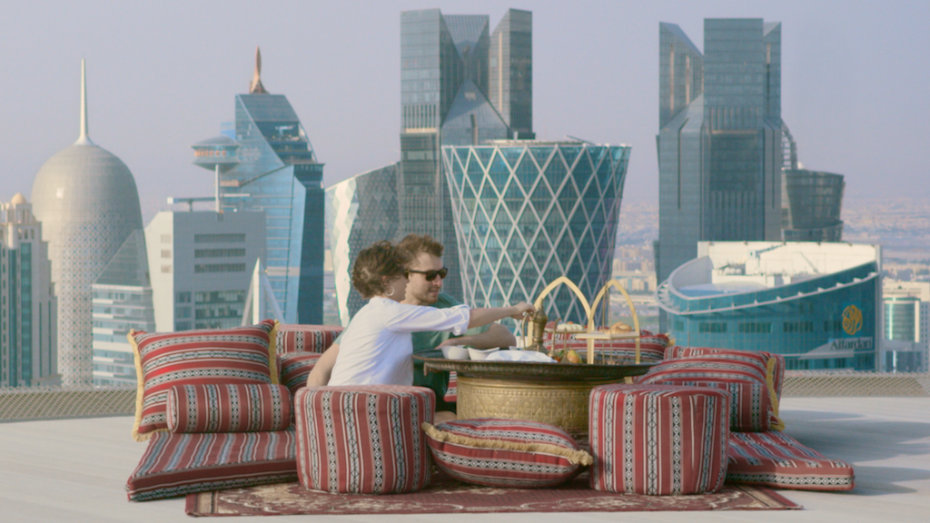 Qatar Tourism Film - Food