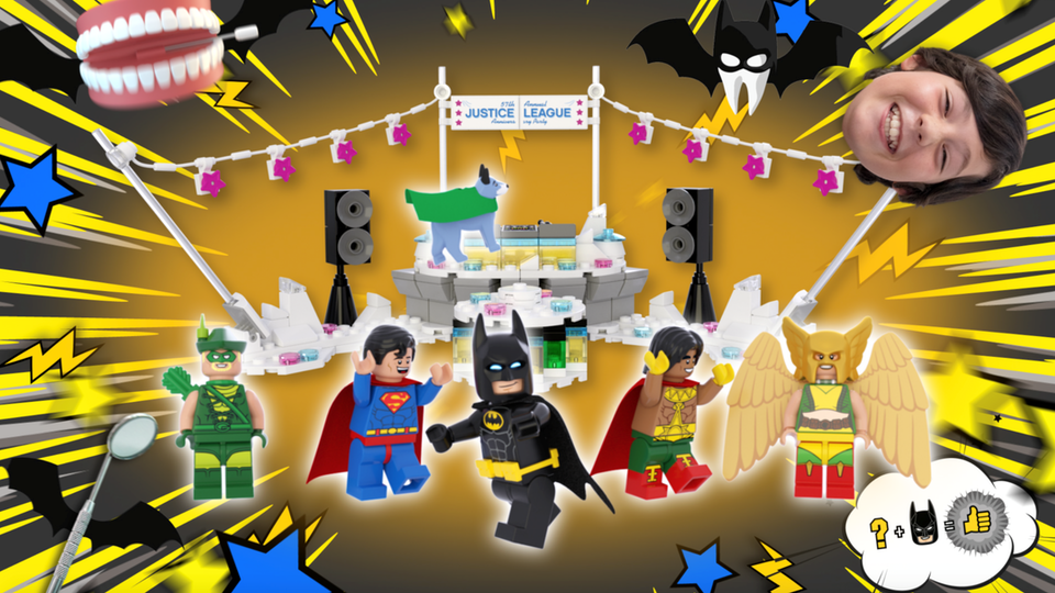LEGO® Batman Commercial-Dentist