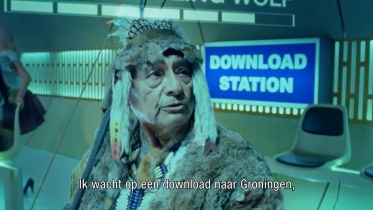 ZIGGO - Indiaan