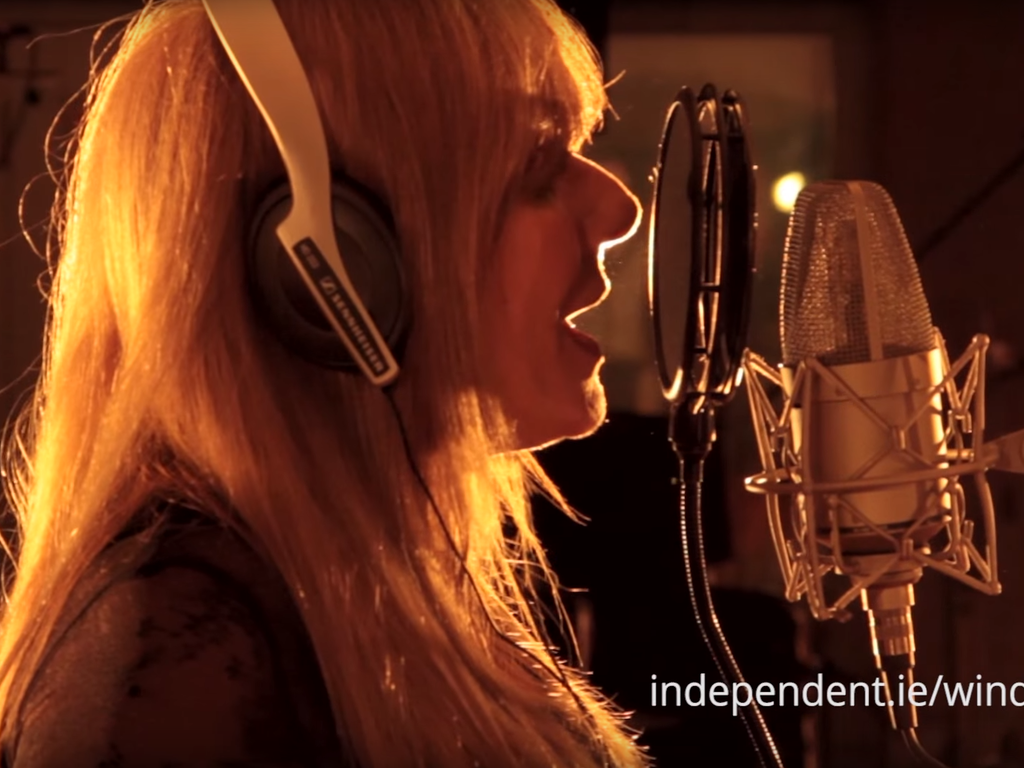 FRANCES BLACK - 'MY LOVE IS IN AMERICA'