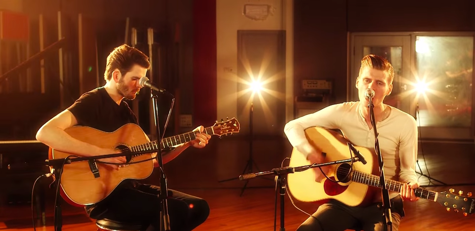 HUDSON TAYLOR - 'BACK IN BLACK' -
