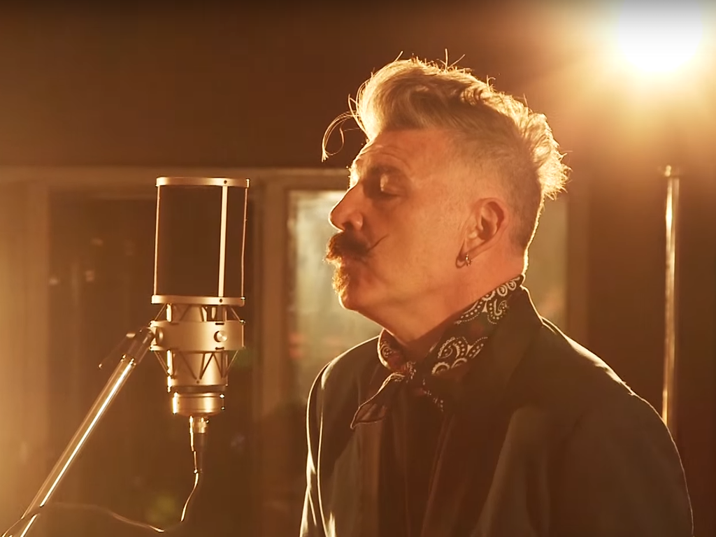 JERRY FISH - 'THE STORY OF AN ARTIST'