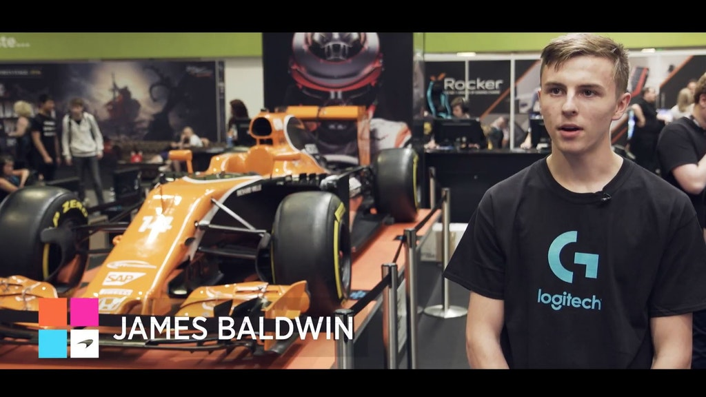 McLaren Worlds Fastest Gamer   Logitech G