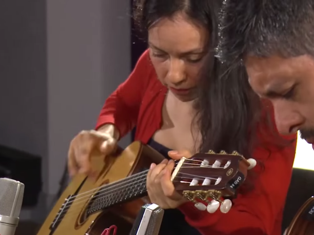 RODRIGO Y GABRIELA - 'ORION'