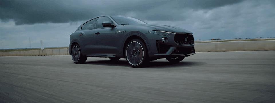 Be the storm | Maserati 1