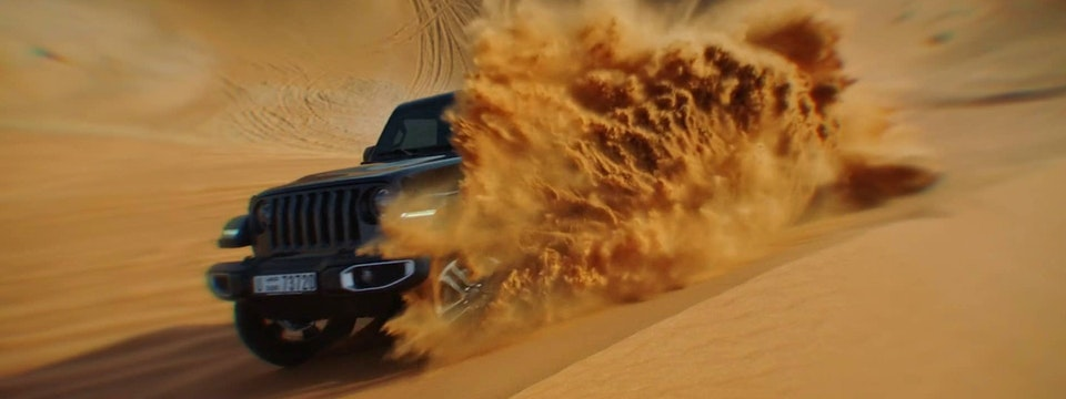 Leandro Ferrão | Director of photography - JEEP | Choose your playground