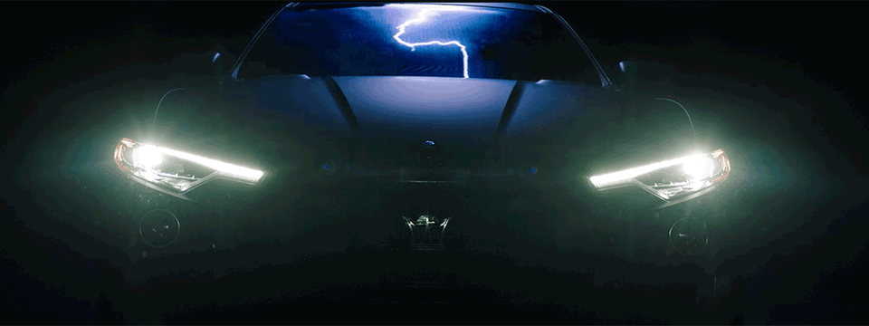 Be the storm | Maserati 6