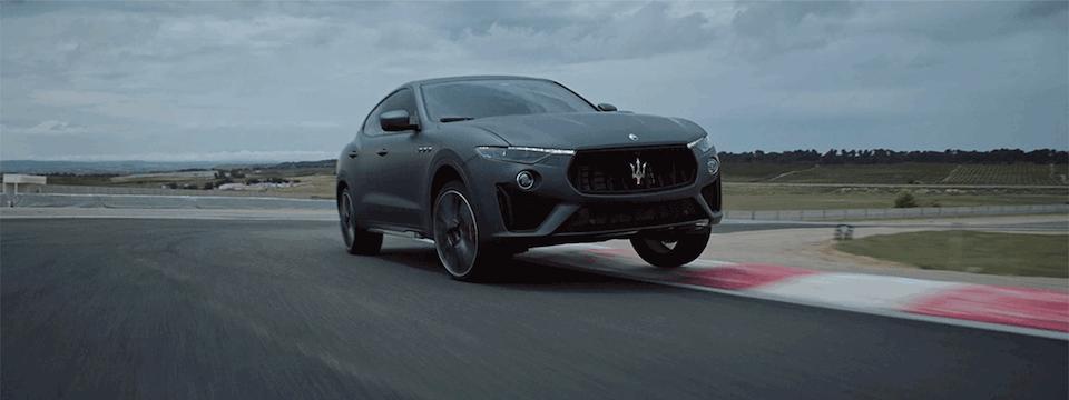 Be the storm | Maserati 2