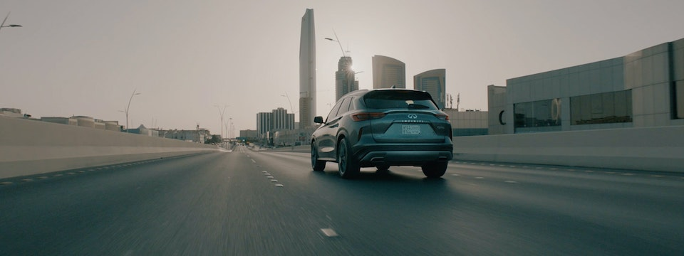 Leandro Ferrão | Director of photography - Infiniti | Live Real Luxury