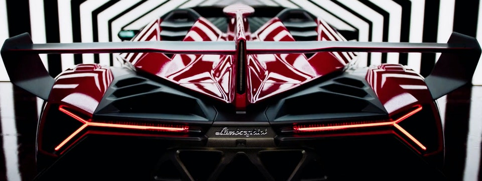 Leandro Ferrão | Director of photography - Lamborghini | Perfection Forged