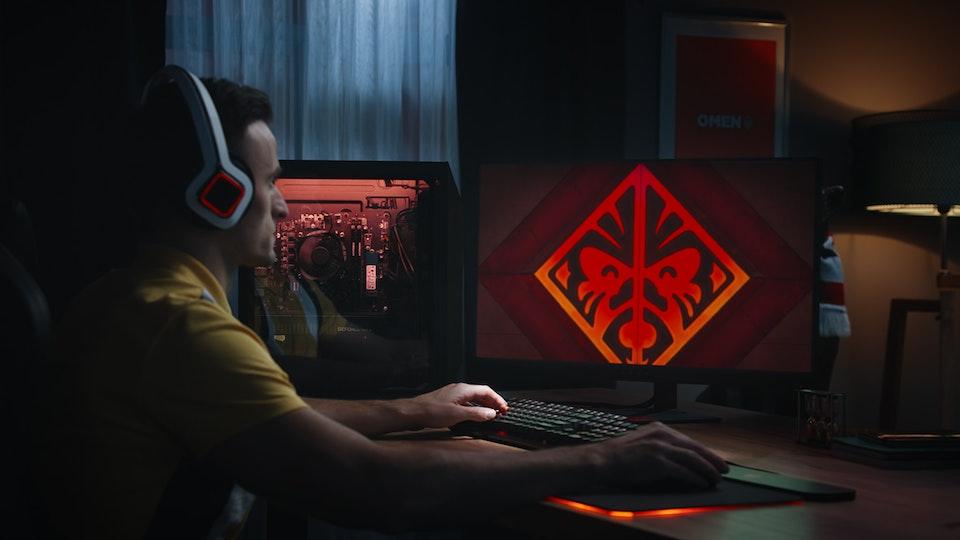 HP OMEN: Pasha
