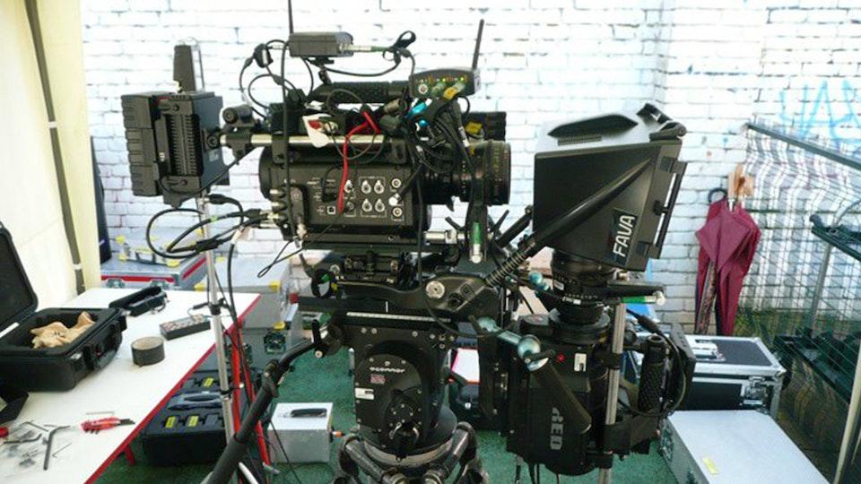 Stereoscopic Camera Test