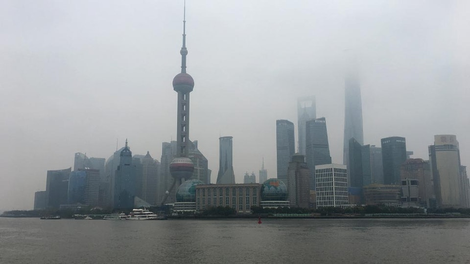 Shanghai for Ford