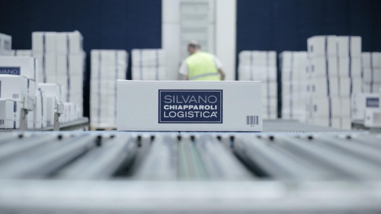 Silvano Chiapparoli Logistica // La Logistica dal Volto Umano
