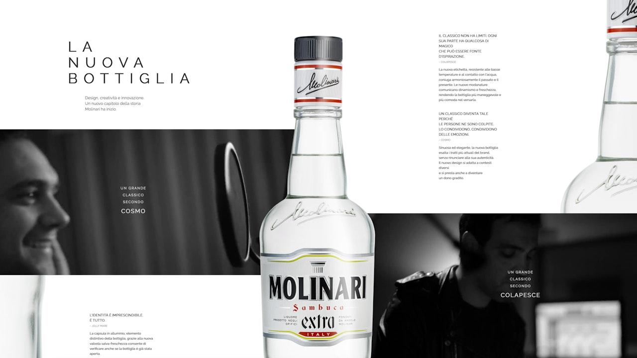 Molinari // Un Grande Classico Reinterpretato