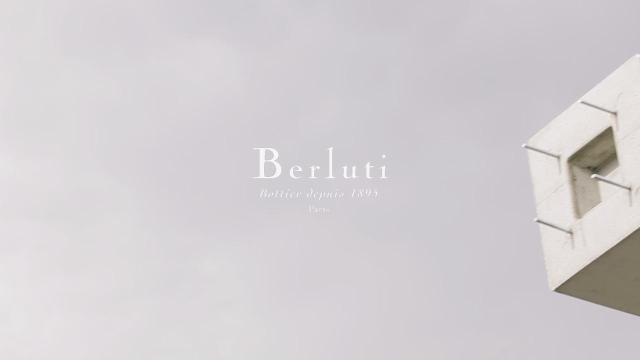 Berluti // L'ècrin du Savoir-Faire