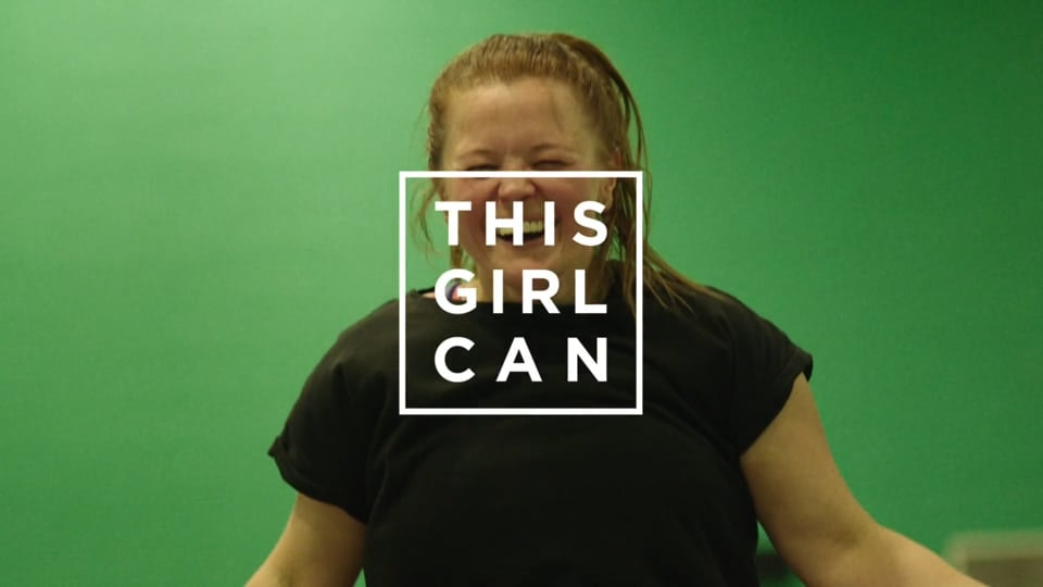 This Girl Can -