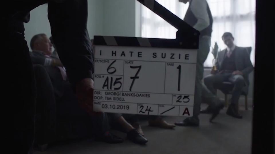 I HATE SUZIE -