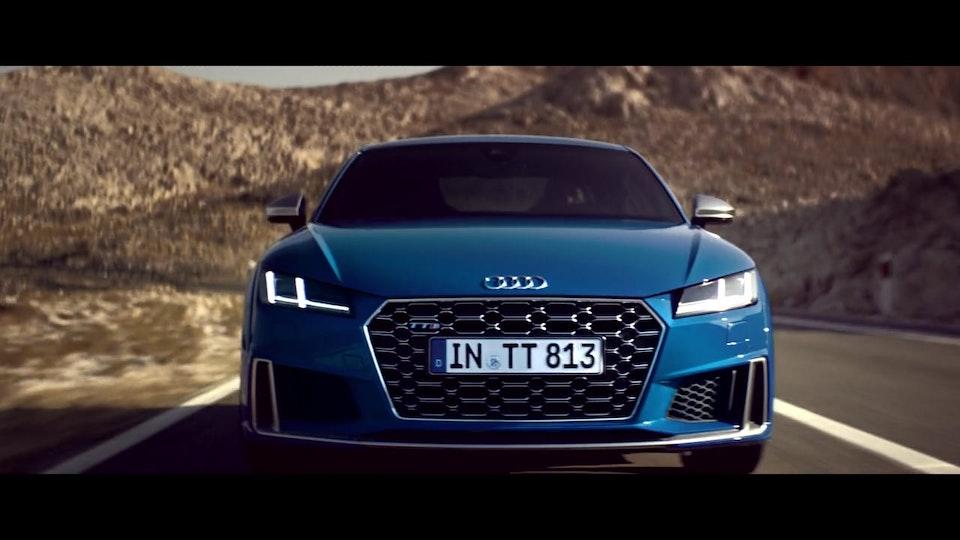 Audi Mischief -