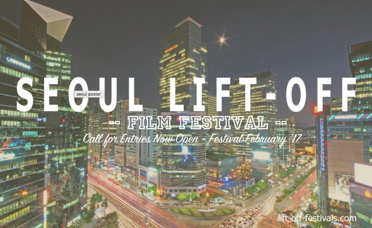 Lift-off Seoul - WINNER Best Film
