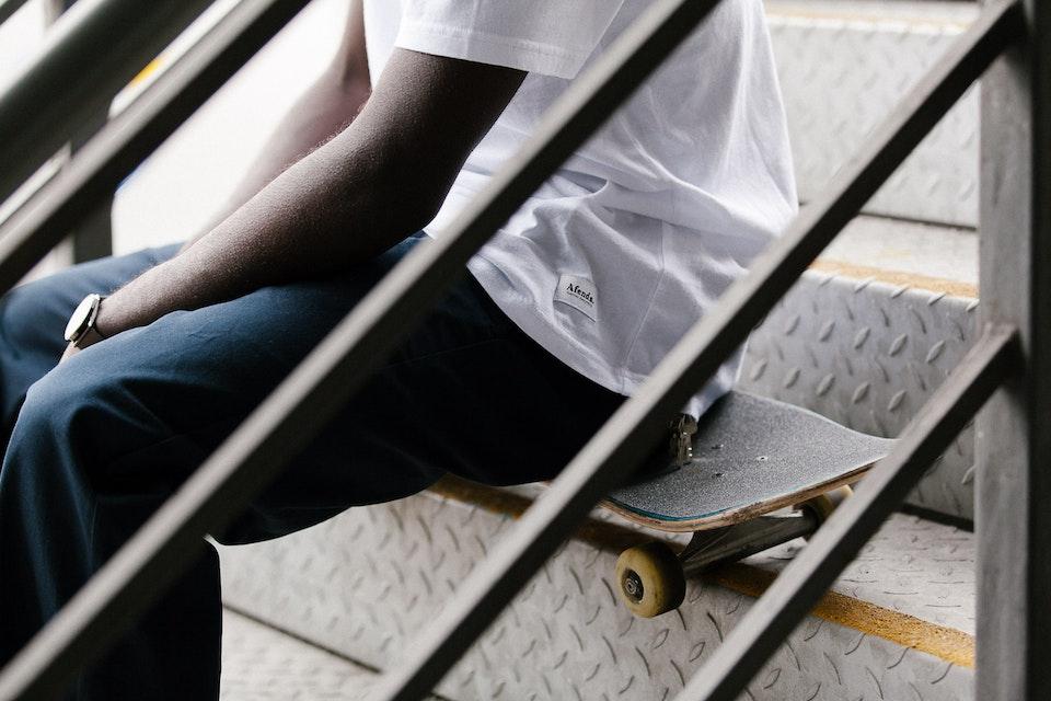 'Skate' - AFENDS Streetwear. d42b427b8131d3ad