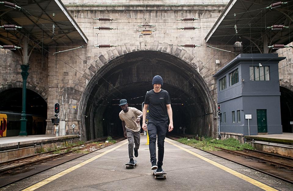 'Skate' - AFENDS Streetwear. @filipe_neto - AFENDS - IMG_6694