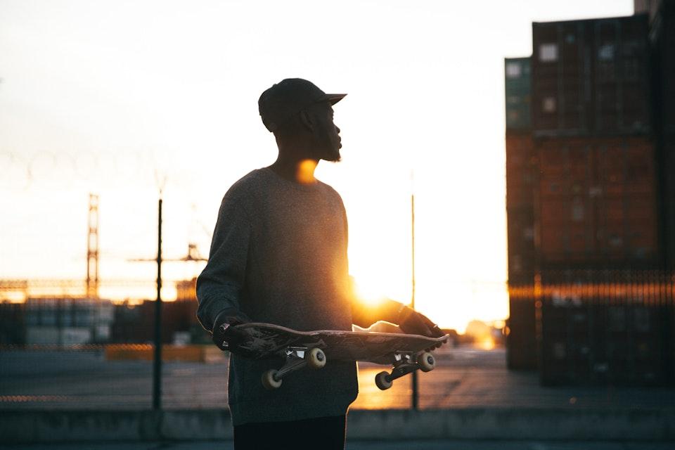 'Skate' - AFENDS Streetwear. @filipe_neto - AFENDS - IMG_1720