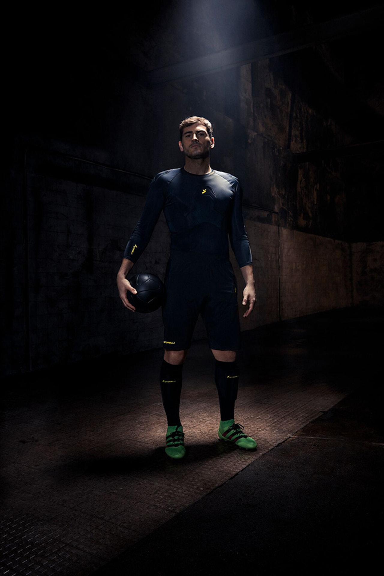 ´The Dark Side of the Beautiful Game' - Storelli