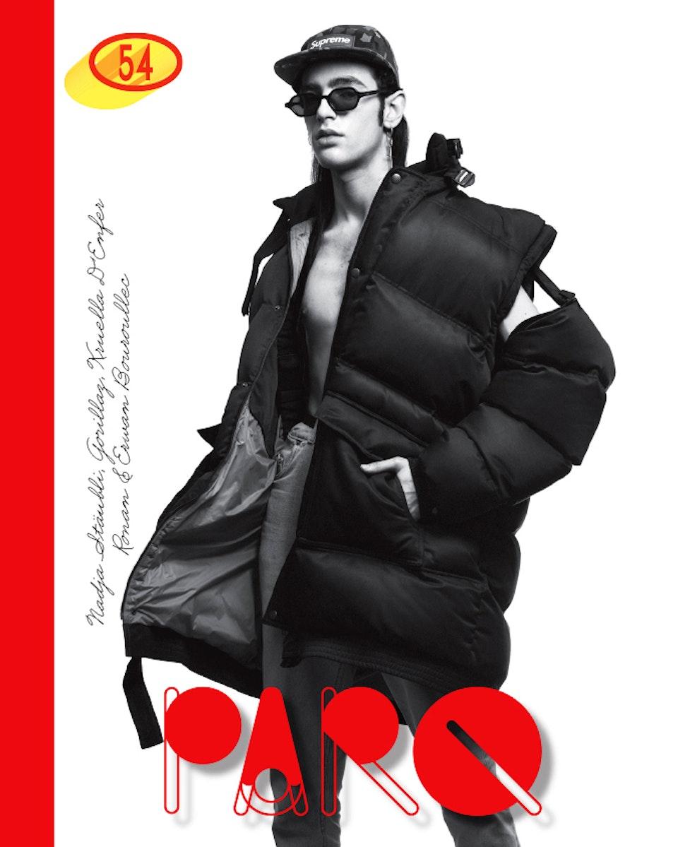 'Manifesto' - Parq Mag #54 PARQ_54-1