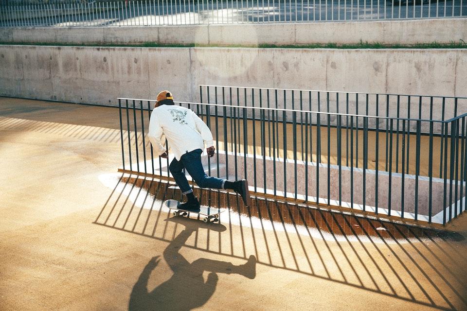 'Skate' - AFENDS Streetwear. @filipe_neto - AFENDS - IMG_1123
