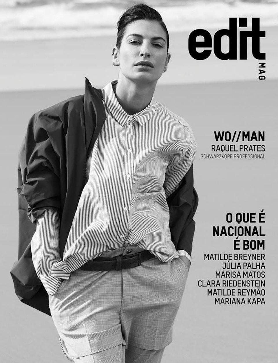 'Raquel Prates / Woman' - Edit Mag wo_man_capa