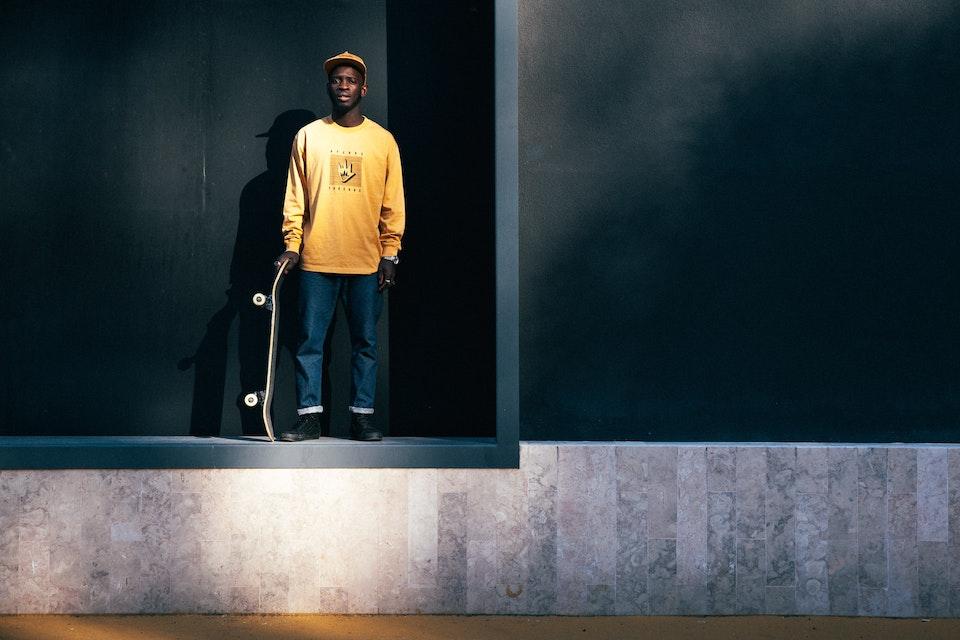 'Skate' - AFENDS Streetwear. @filipe_neto - AFENDS - IMG_1255
