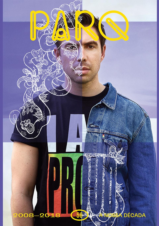 'Levi's Pride' - Parq Mag #58 francisco