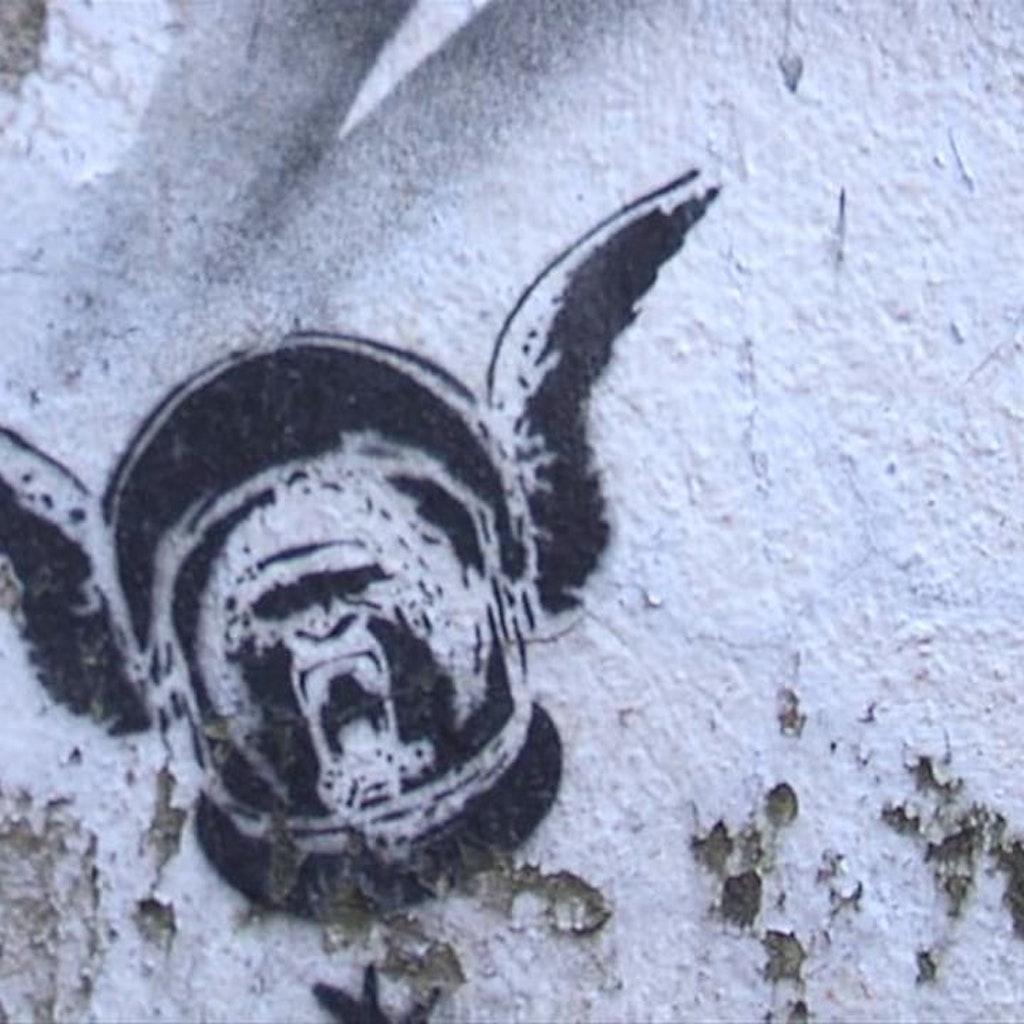 Eloquent Vandals Street  Art Doco