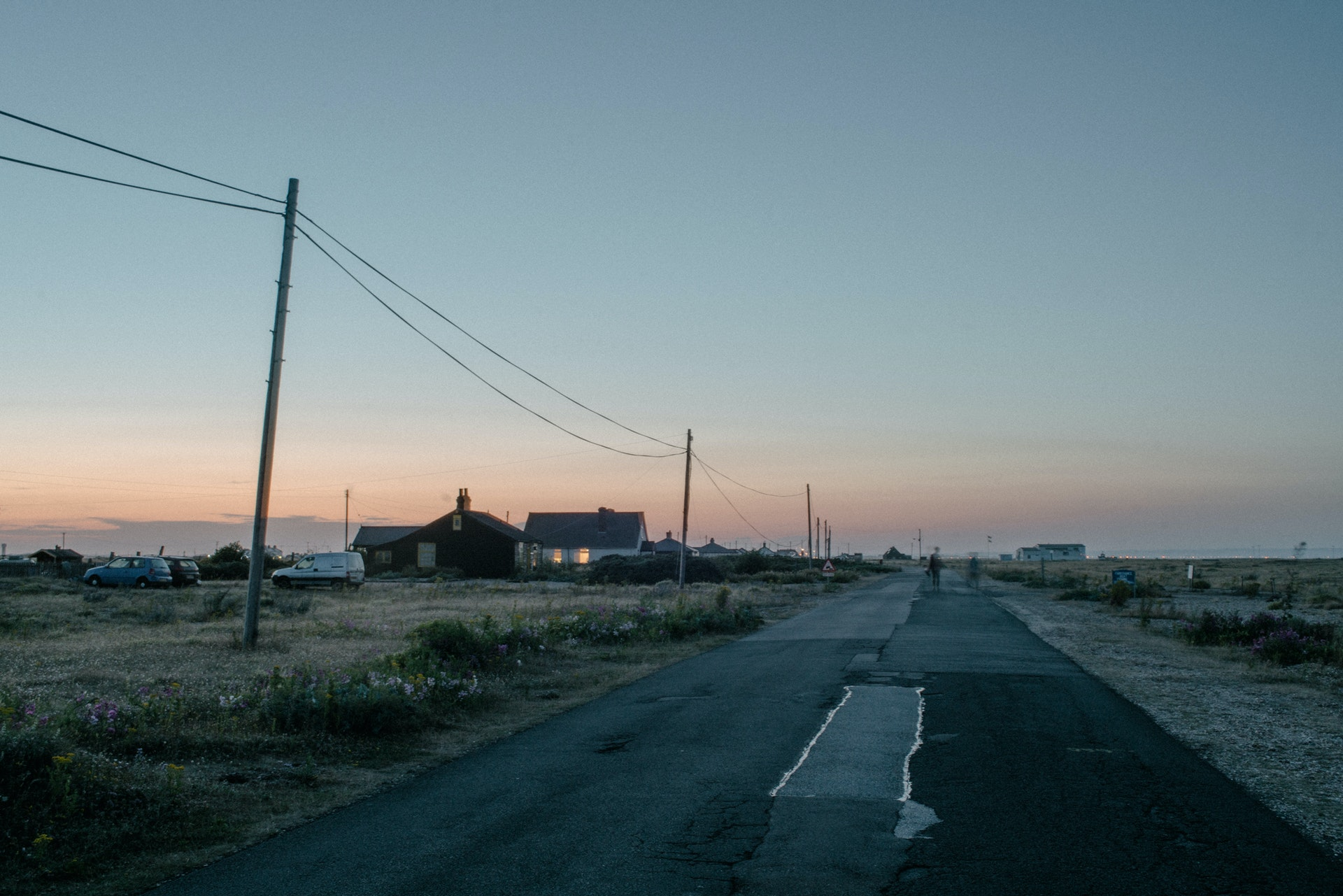 Dungeness-Road