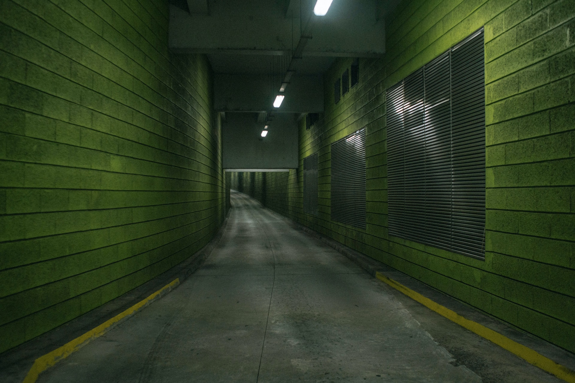 Green-Tunnel