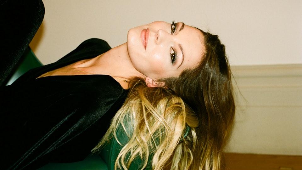 ELLE UK - Rosie Lowe