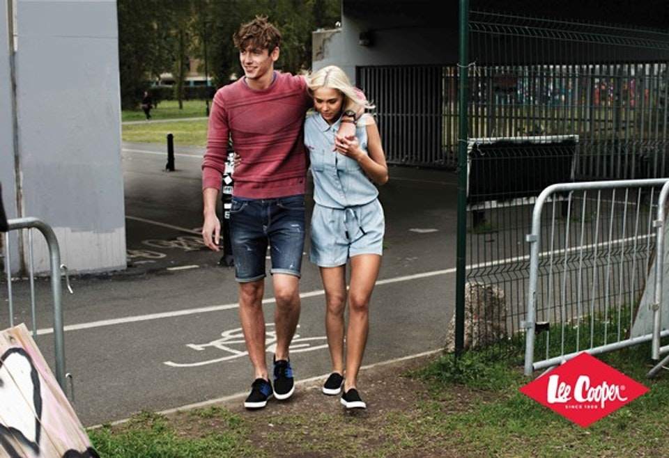 LEE COOPER - Made To Be Different