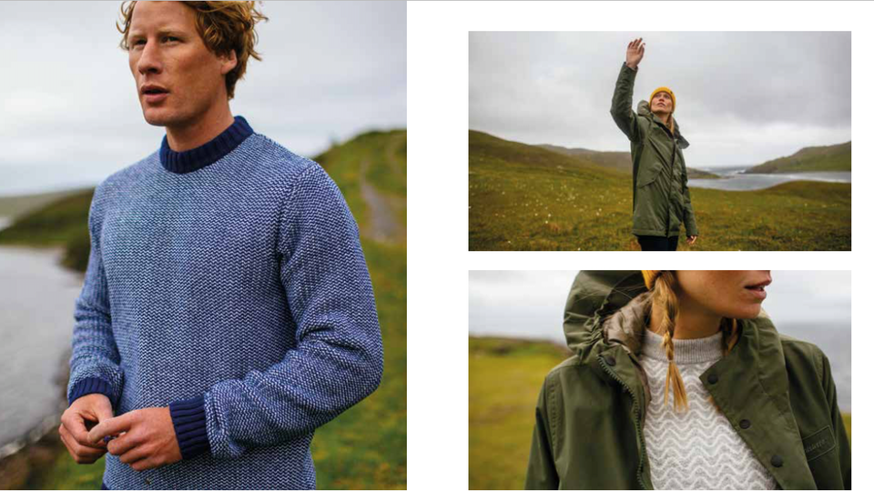 Finisterre AW 2017/18