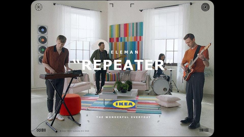 IKEA X TELEMAN  - REPEATER