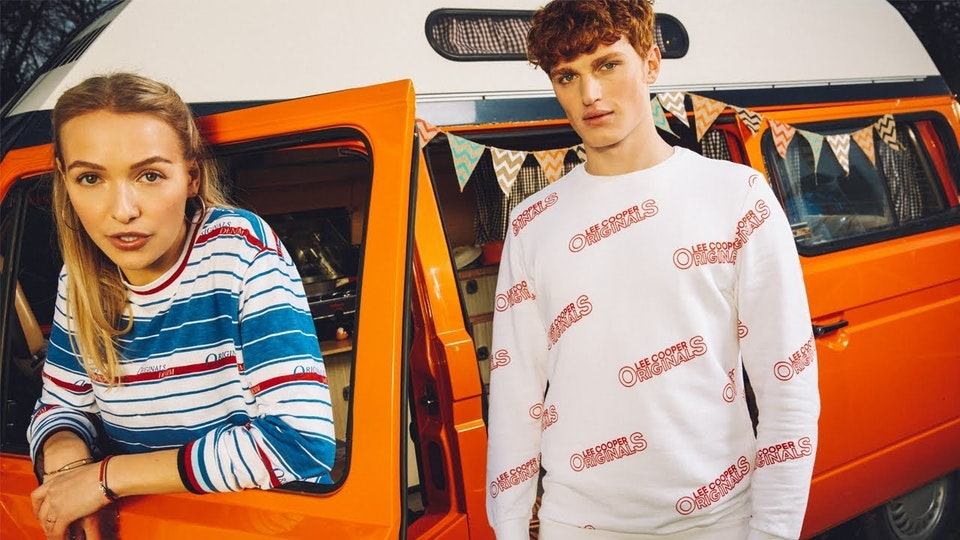 LEE COOPER British Runaway - Summer 2019