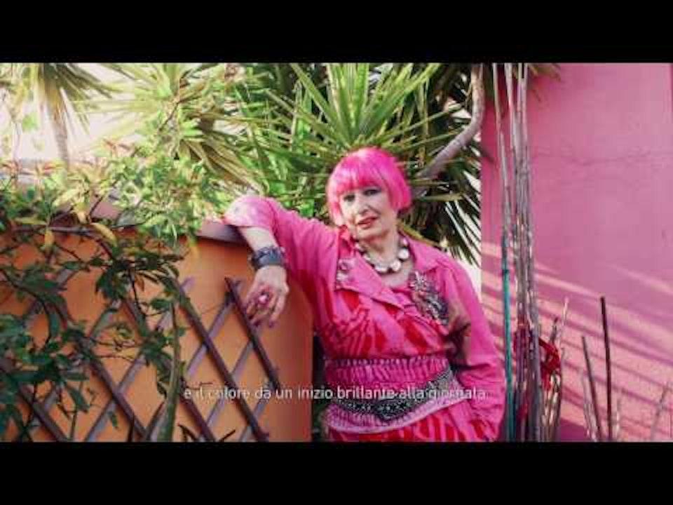 ZANDRA RHODES - VALENTINO
