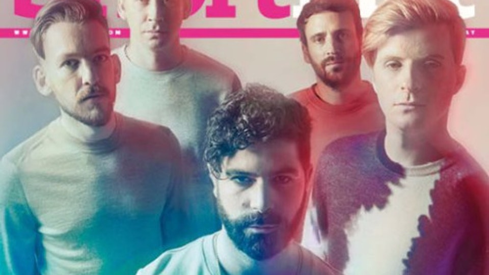 SHORTLIST Cover - Foals